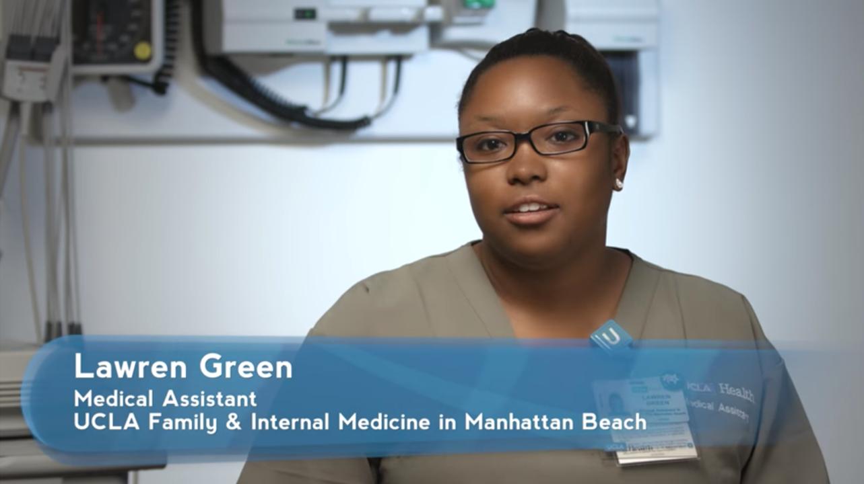 Lawren Green | UCLA Health Employee Spotlight