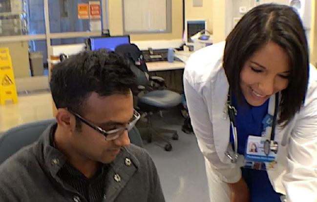 Berta, Nurse Practitioner, PICU, UCLA Health