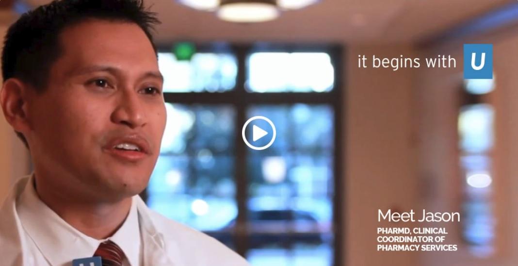 Jason, PharmD, Clinical Coordinator of Pharmacy Services, UCLA Health