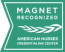 Magnet recognized. American Nurses Credentialing Center