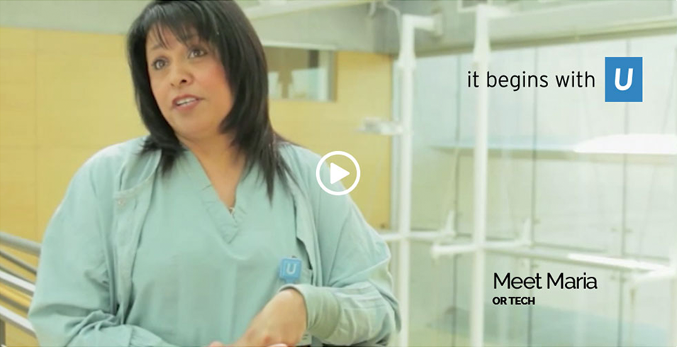 Maria, Surgical Technician, UCLA Health