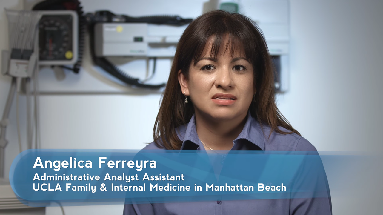 Angelica Ferreyra | UCLA Health Employee Spotlight