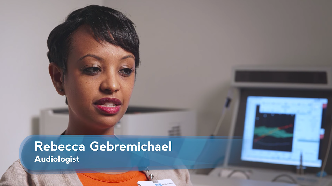 Rebecca Gebremichael | UCLA Health Employee Spotlight
