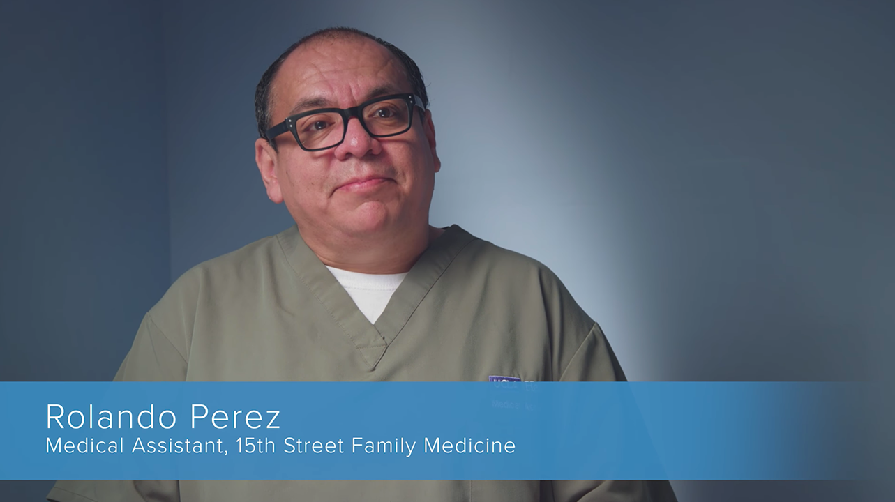Rolando Perez | UCLA Health Employee Spotlight
