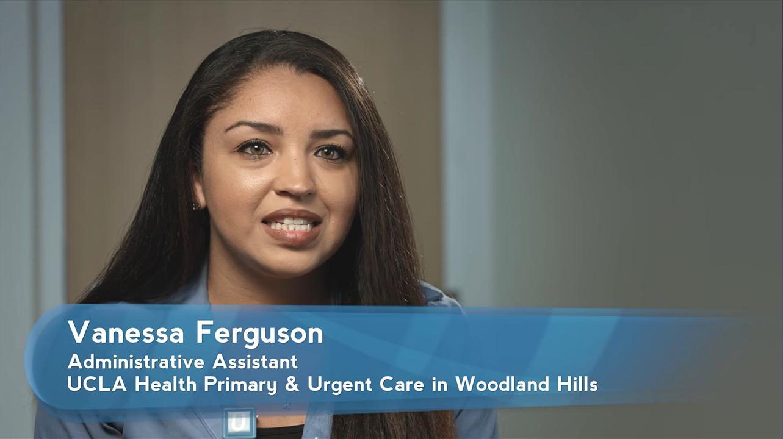 Vanessa Ferguson | UCLA Health Employee Spotlights