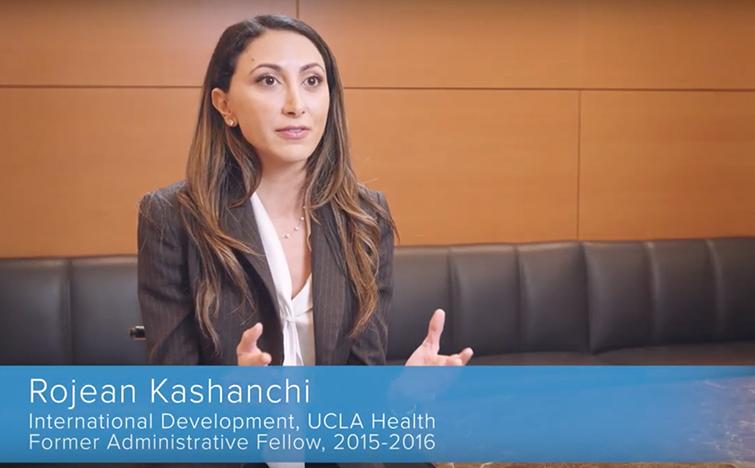 UCLA Health Administrative Fellowship