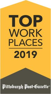 Top Work Places 2019 - Pittsburgh Post-Gazette