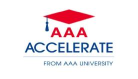 AAA Accelerate Logo