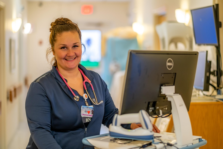 WesternMaine Healthcare Lisa C. – RN