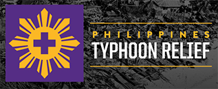 philipines typhoon relief