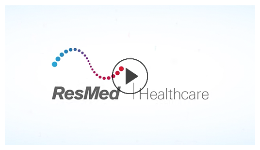Resmed healthcare video