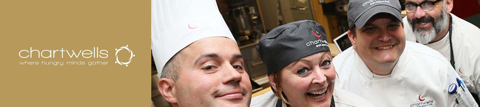 Chefs at Chartwells