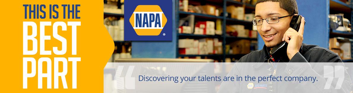 Napa Jobs At Genuine Parts Company
