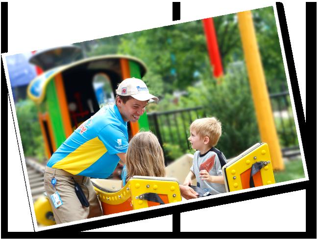 Dorney park slider games