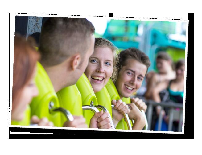 Dorney park slider rides