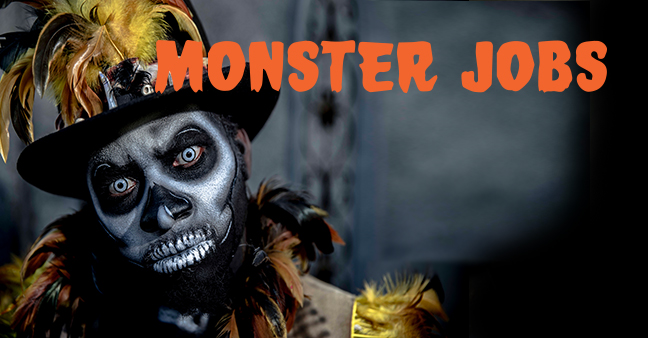 Monster jobs