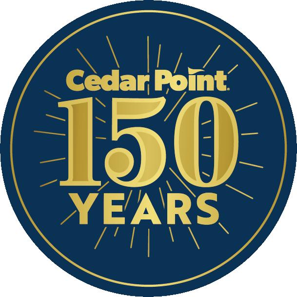 Cedar Point 150 Years