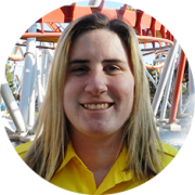 Lauren Potter, Park Services Department Assistant and Recruiter