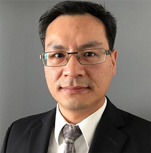 Employee Andrew Liu