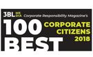 100 Best Corporate Citizens beim CR Magazine, Platz8