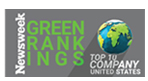 Newsweek Green Rankings, #2 U.S. 500 List