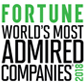 Fortune World's Most Admired Companies Ranked #3 in Chemicals Industry