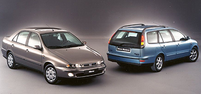 Fiat® Marea vehicles