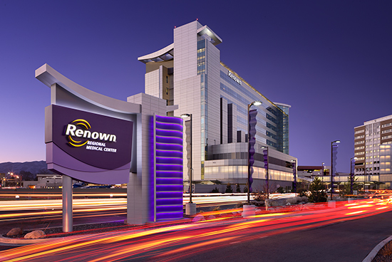 renown health building image