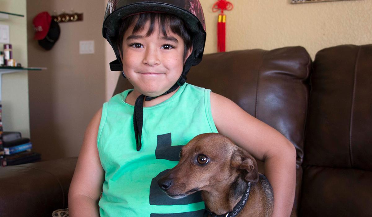Zack Dado's Transplant Story: A Renown Family Affair
