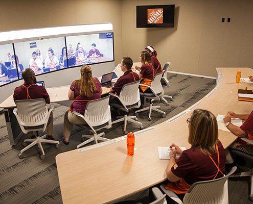 Contact Center Team Meeting