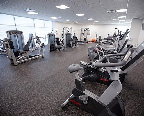 Contact Center Gym