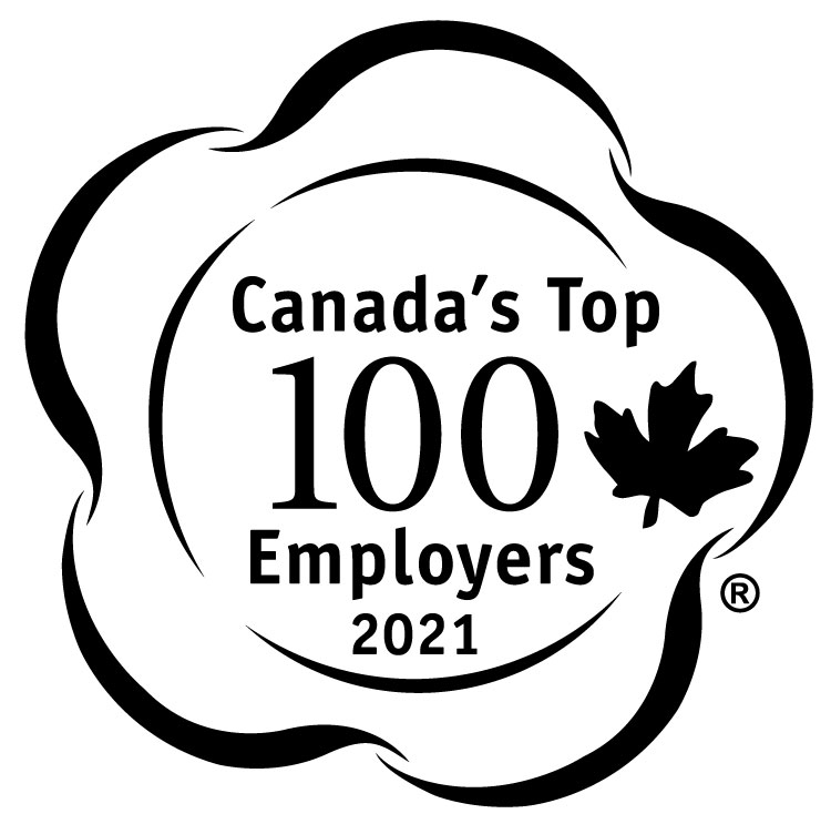2021 Canada Top 100 Employers