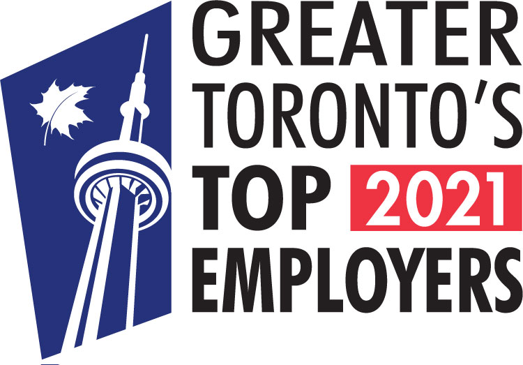 Greater Toronto Top 2021 Employer