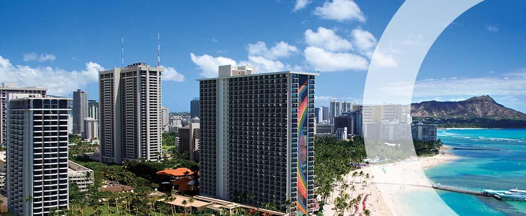 HGV property in Honolulu