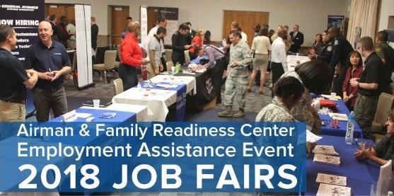 Nellis AFB job fair