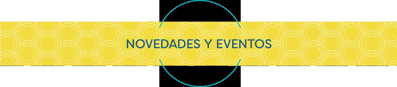 Novedades y eventos