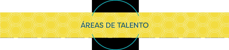 Áreas de talento