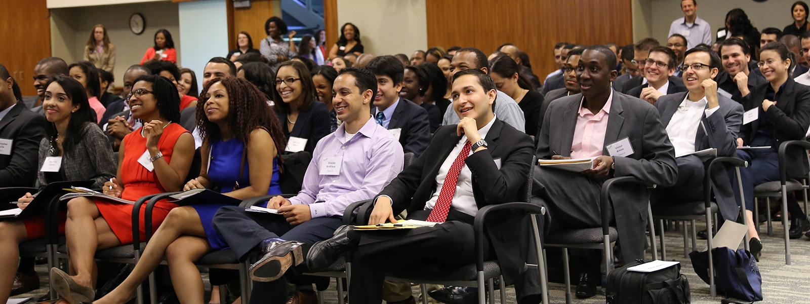 Vanguard MLT MBA diversity partnership