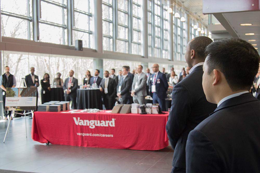 Vanguard push to increase diversity