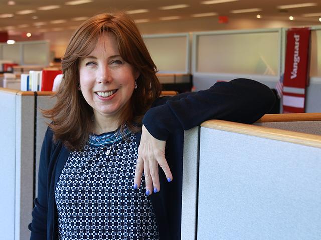 Vanguard advice careers Melissa
