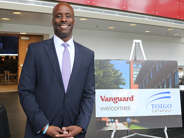 Vanguard push to increase diversity