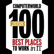 2018 ComputerWorld 100 Best Places in IT_Vanguard