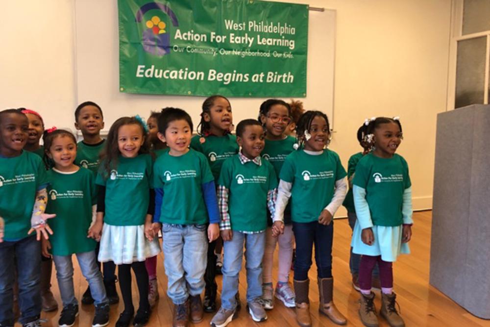 Vanguard Strong Start for Kids Giving Program