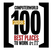 2018 Computerworld 100 Best Places to Work in IT (#9)