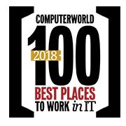 2019 ComputerWorld 100 Best Places in IT_Vanguard