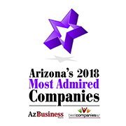 Arizona's 2018 Most Admired Companies