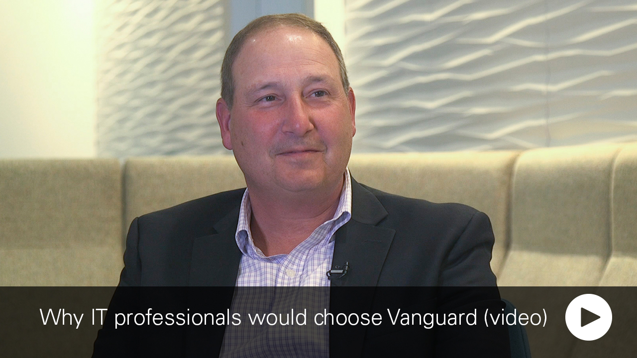 Picture of John Marcante, Vanguard's Chief Information Officer
