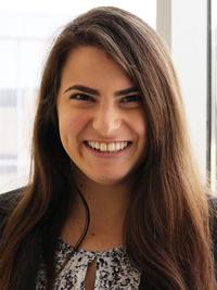 headshot of Sasha Manouchehripour