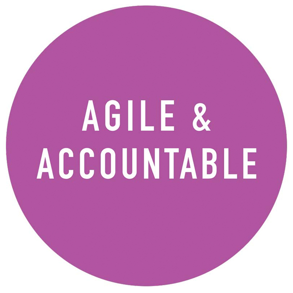 Agile & Accountable