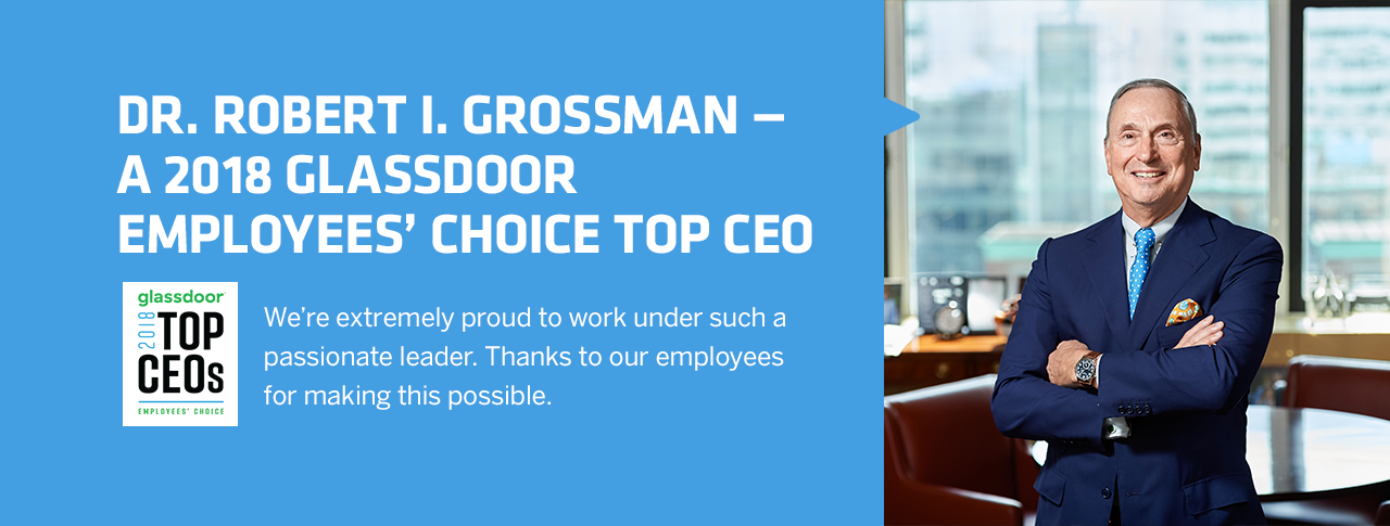 Glassdoor – Top CEO Award Creative Deliverables b.